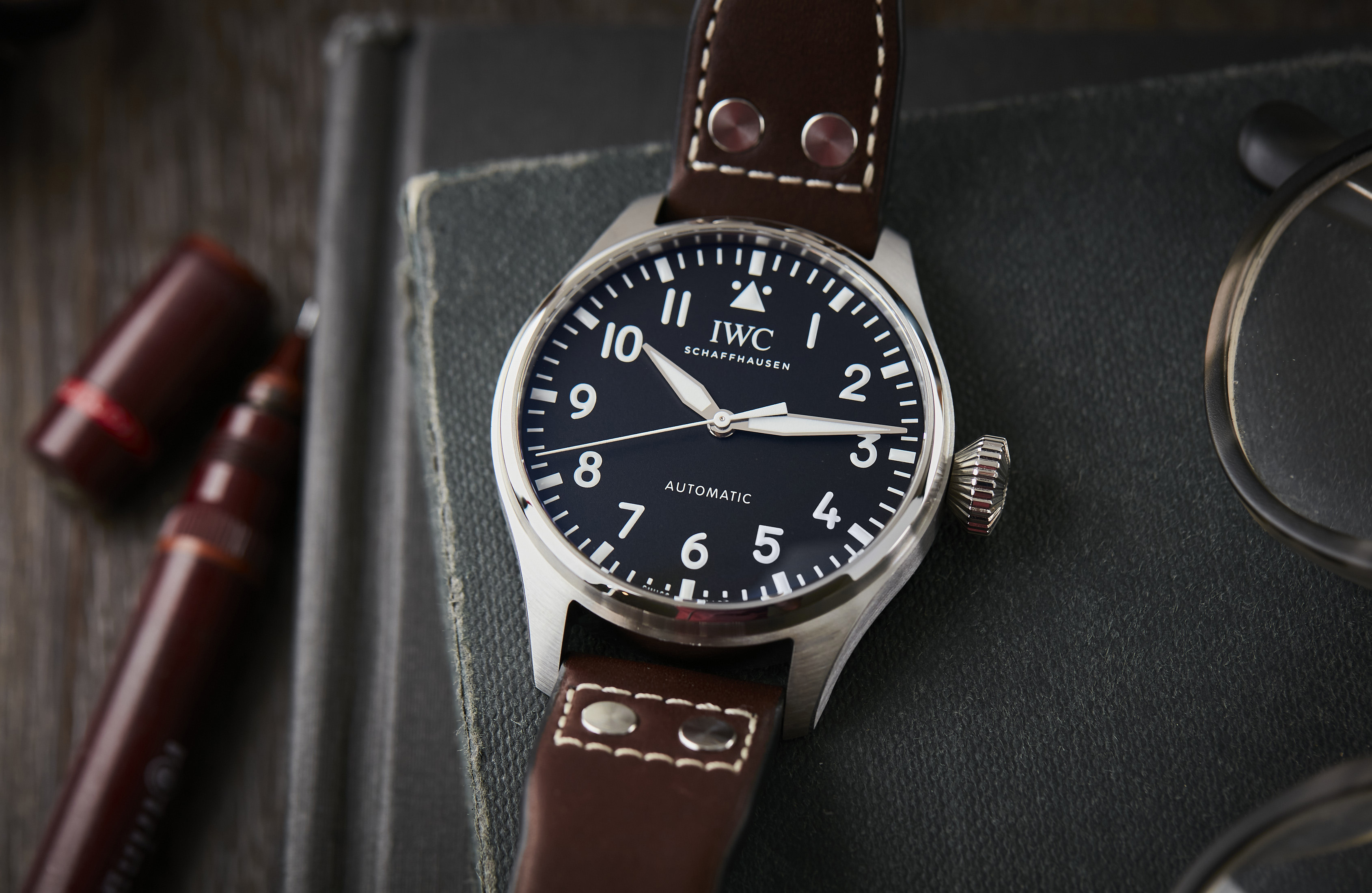 VIDEO: How does the new IWC Big Pilot 43 differ from the original Big Pilot 46?