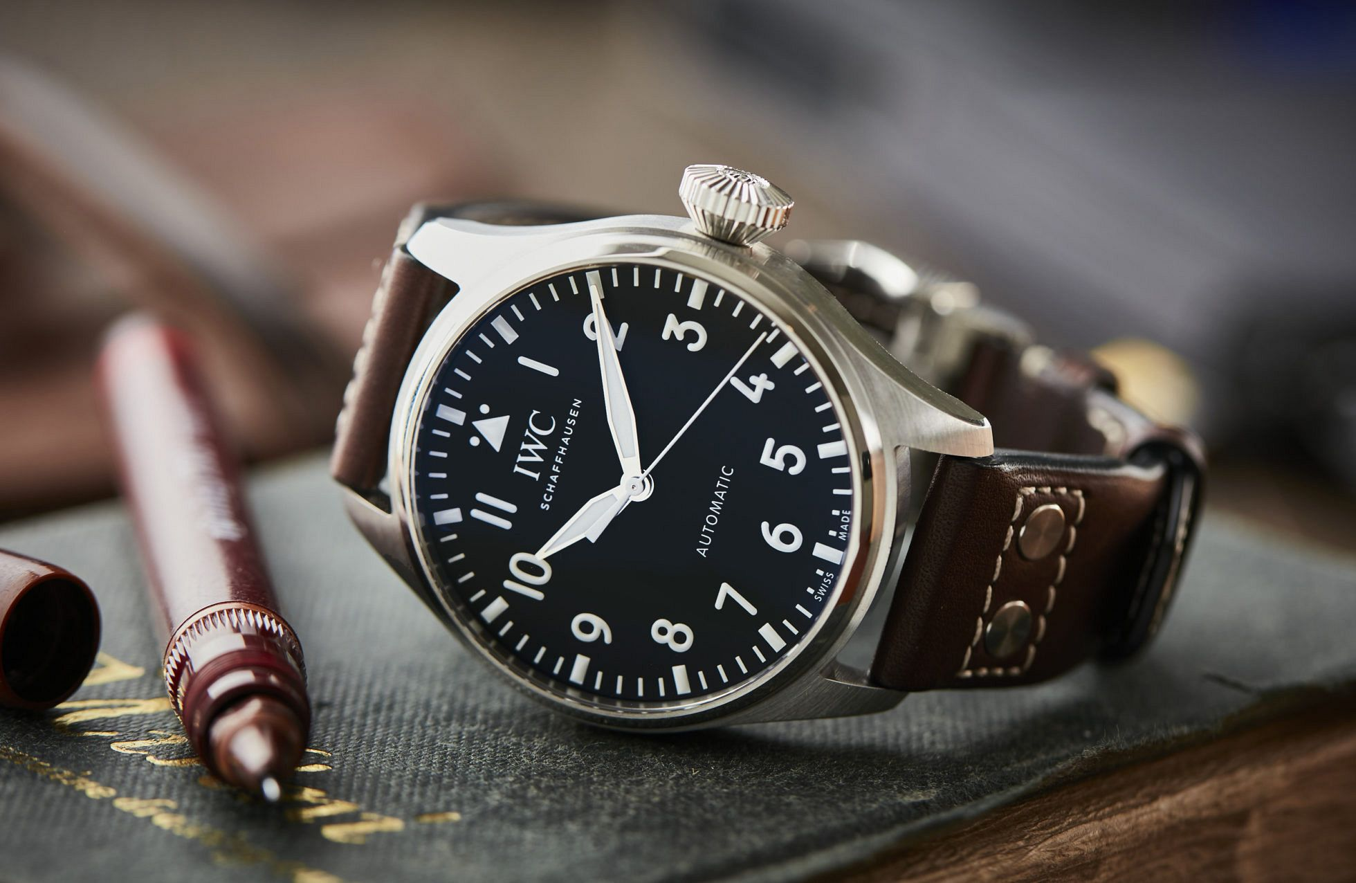 The IWC Pilot's collection offers greater choice than ever before