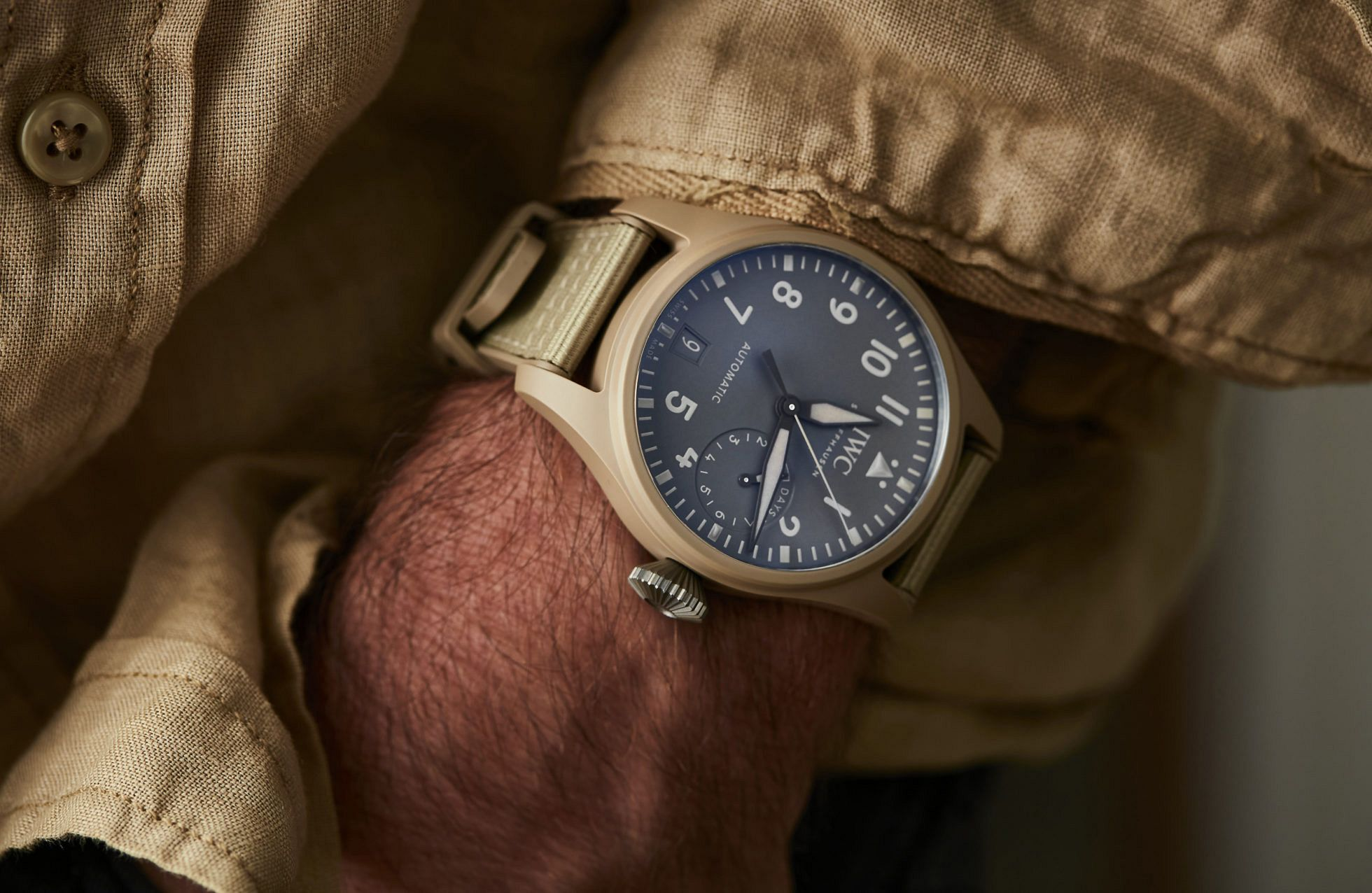VIDEO: The IWC Pilot's collection offers fresh sizes and a wider array of choice