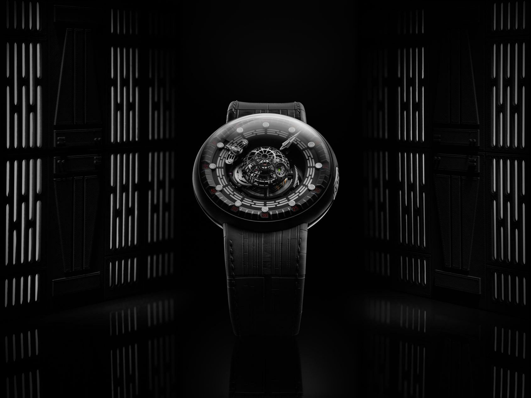 May the fourth be with you: Two Star Wars watches at opposite ends of the pricing spectrum