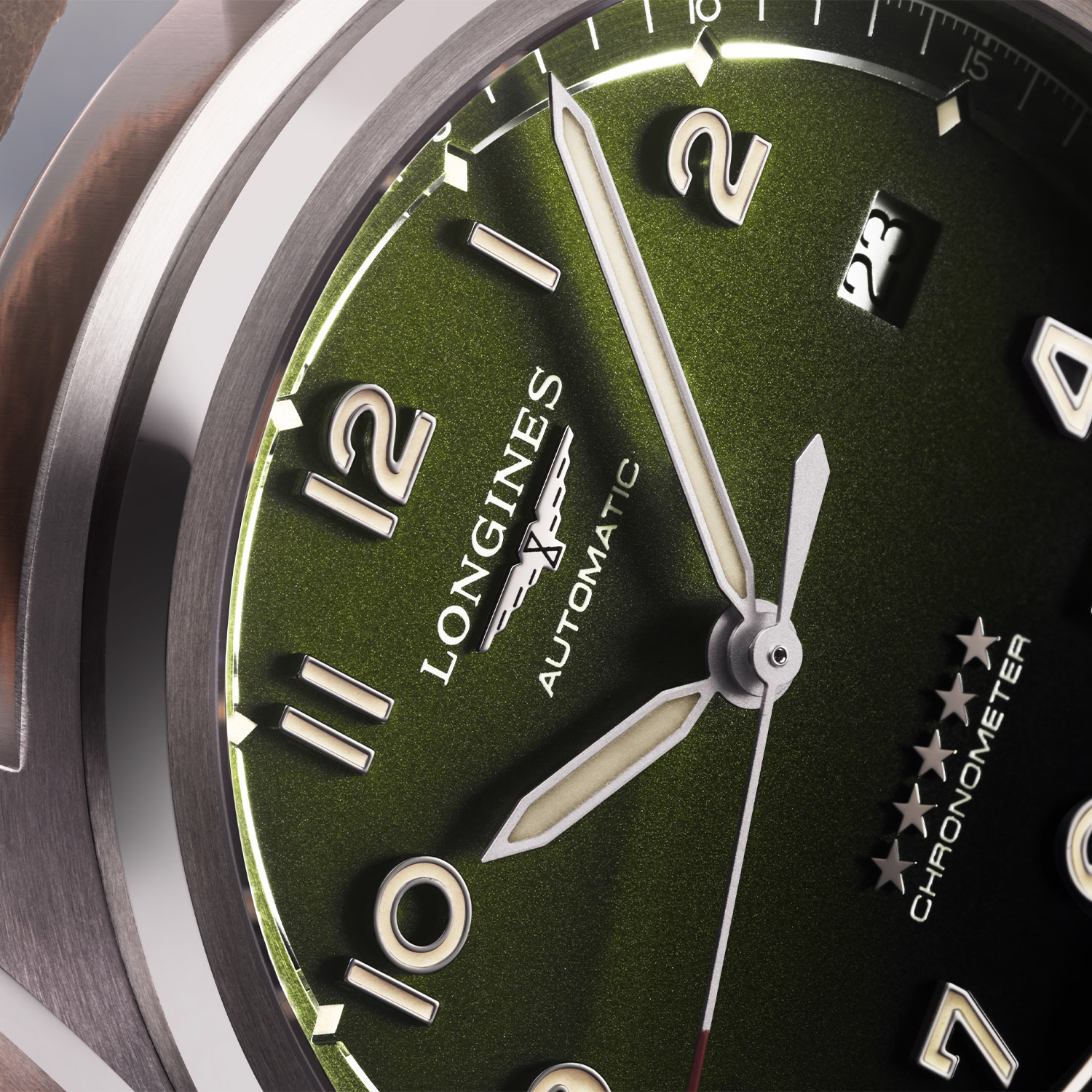 Longines steps up their customer care with an increased five year warranty