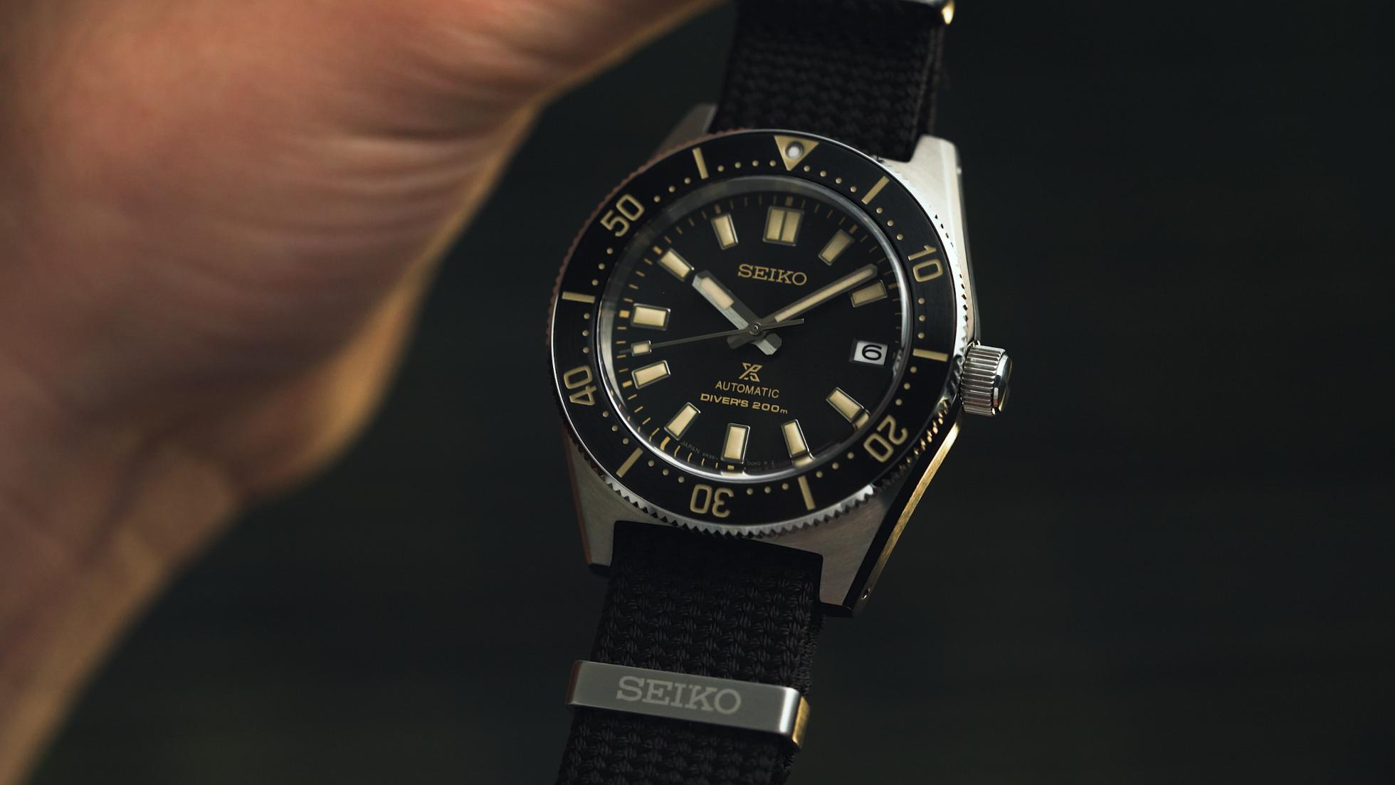 The Seiko SPB239J is a retro-styled crowd pleaser