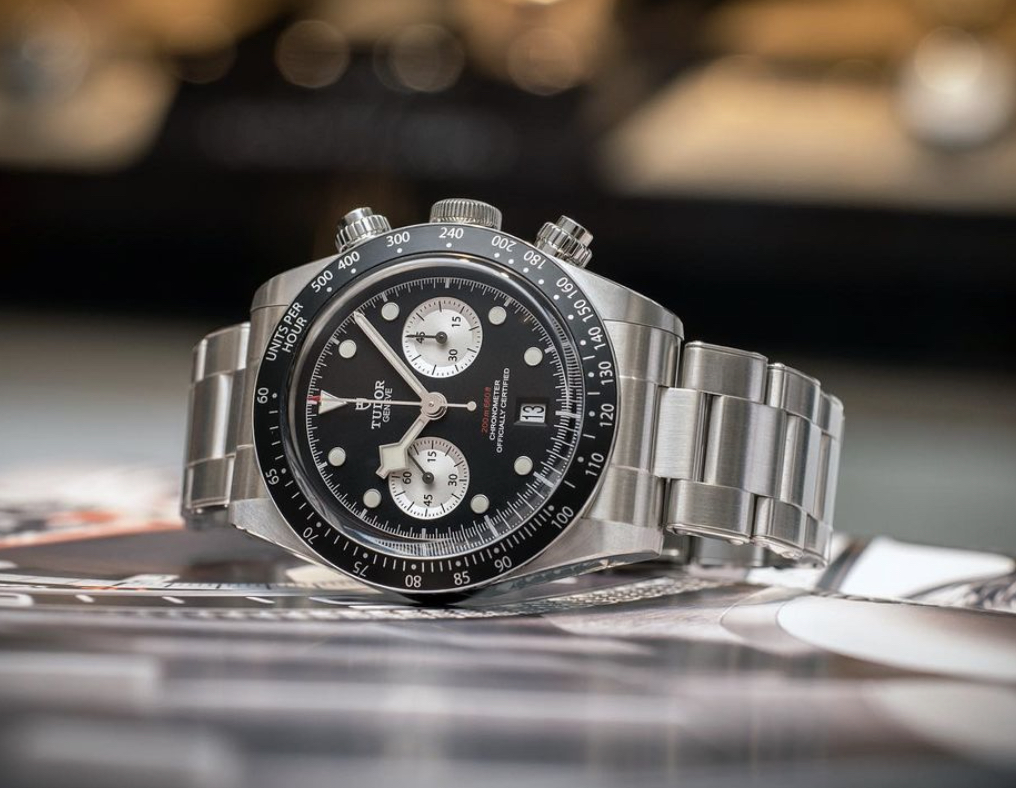 5 watches spotted at our first Sydney Club Event in what felt like decades!