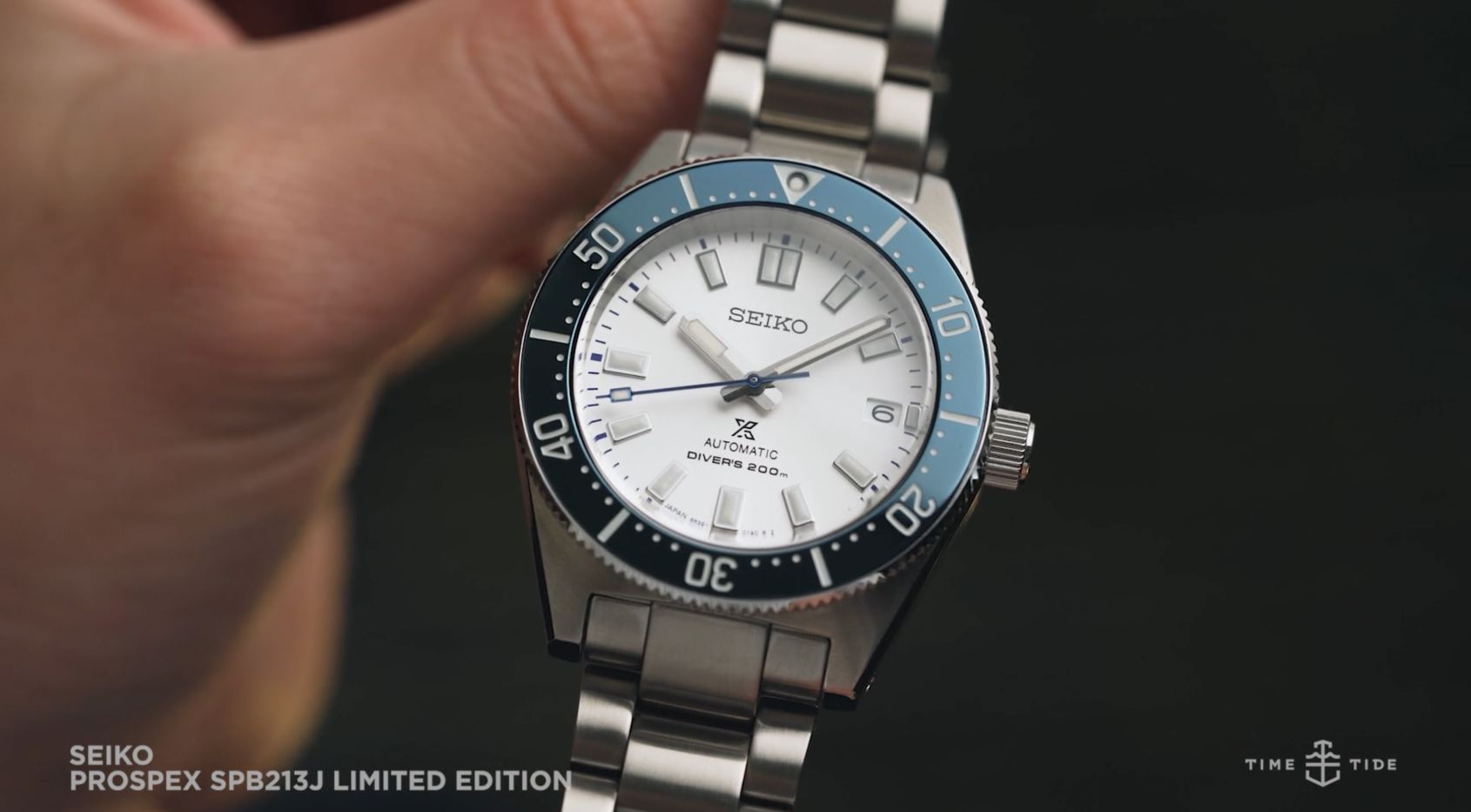 HANDS-ON: The Seiko Prospex SPB213J1 is a modern diver offering versatility and value