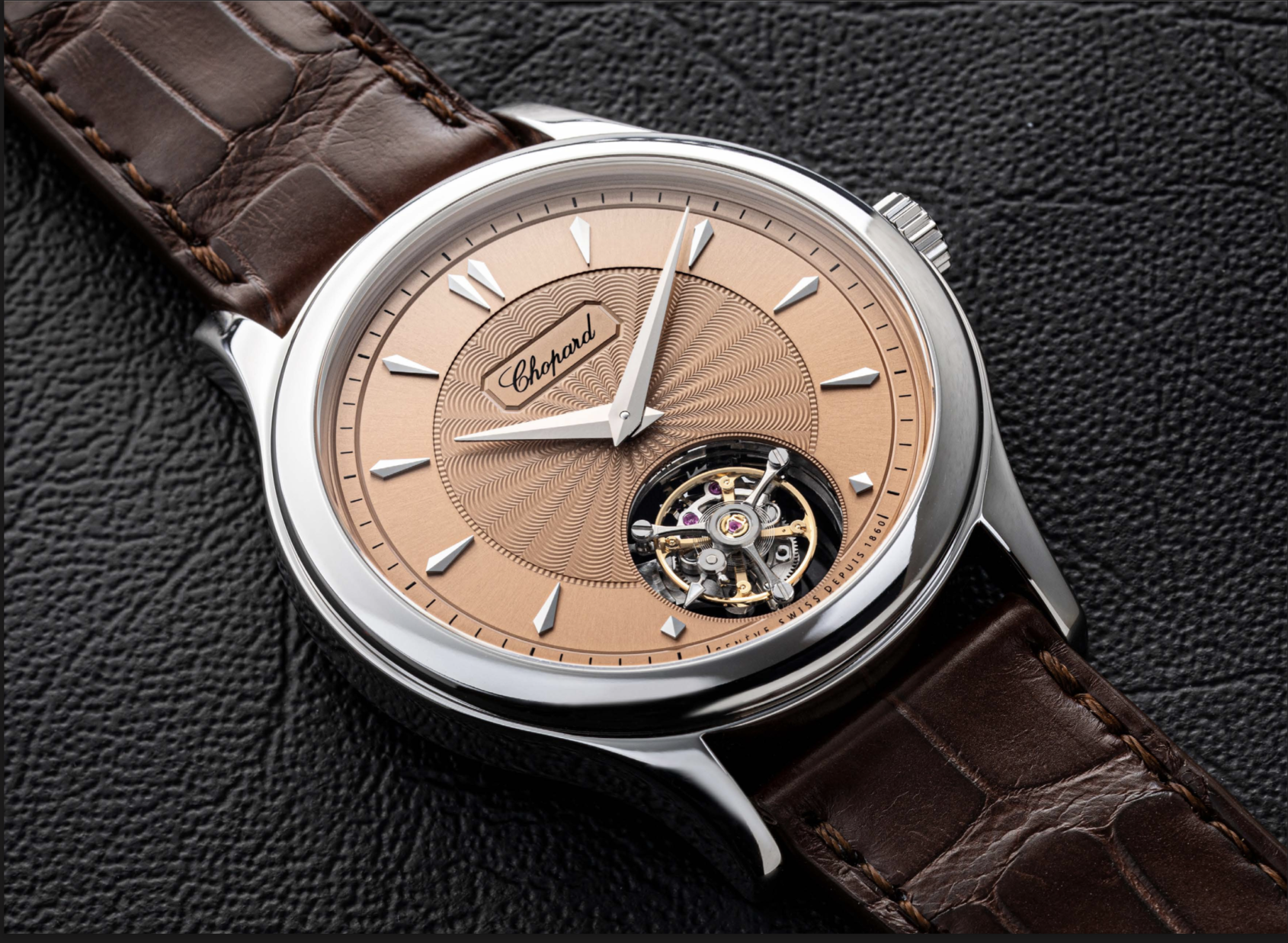INTRODUCING: The Chopard L.U.C 1860 Flying T, Special Revolution