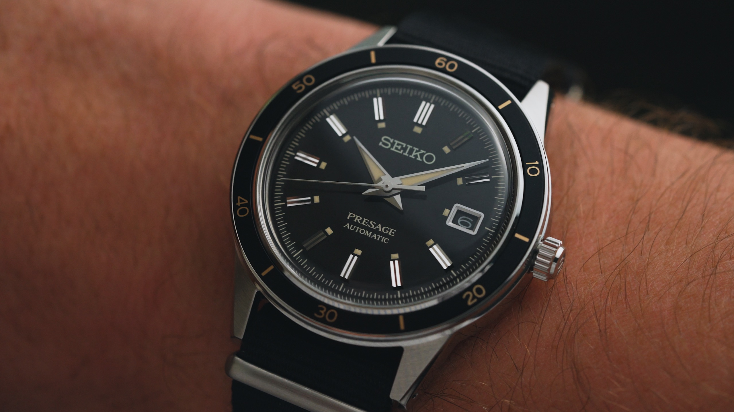 The Seiko Presage Style 60s SRPG05J1 and SRPG09J1 mix crazy value with vintage panache