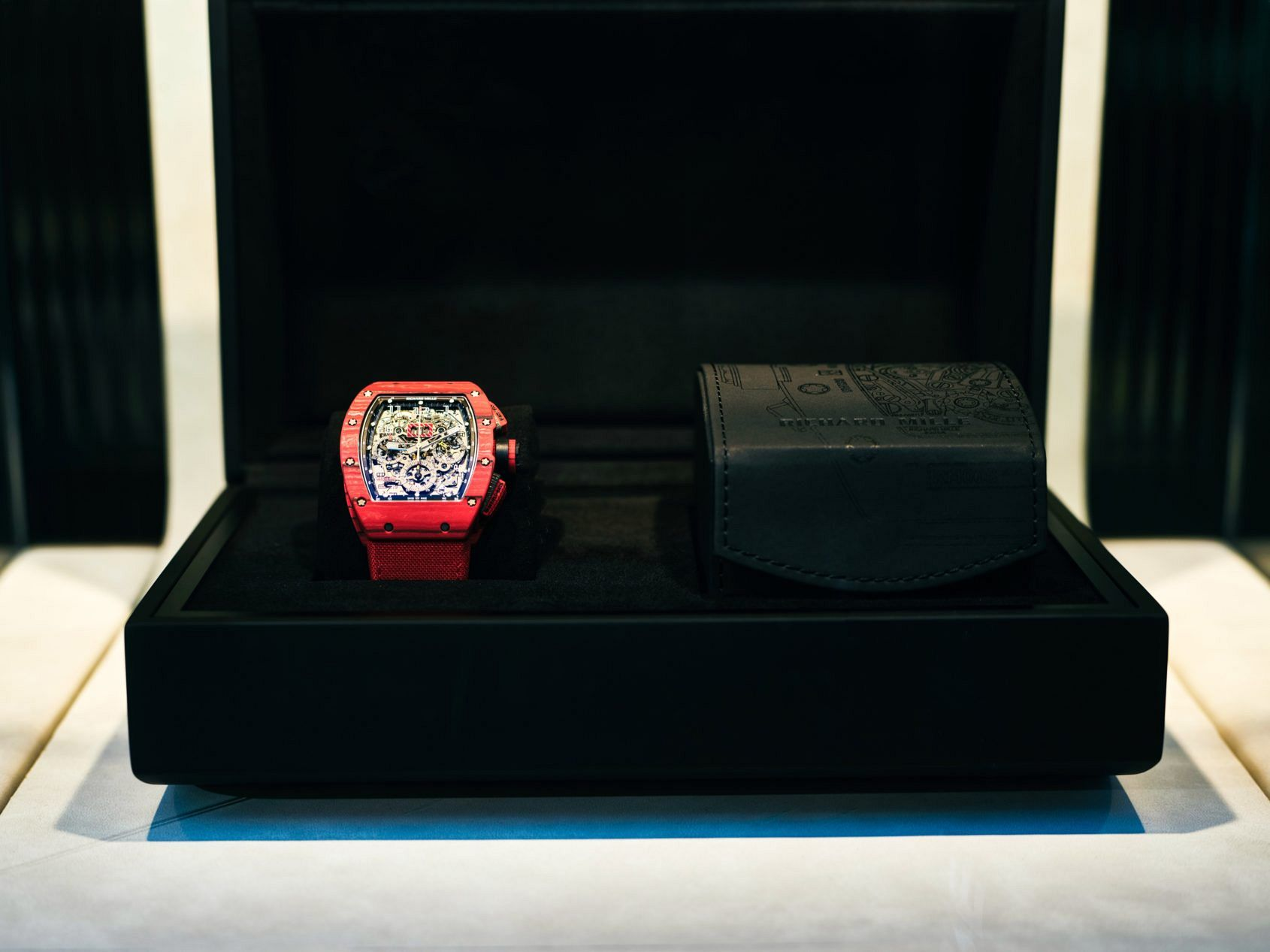 Richard Mille launches preowned retail partnerships to help people buy with greater confidence