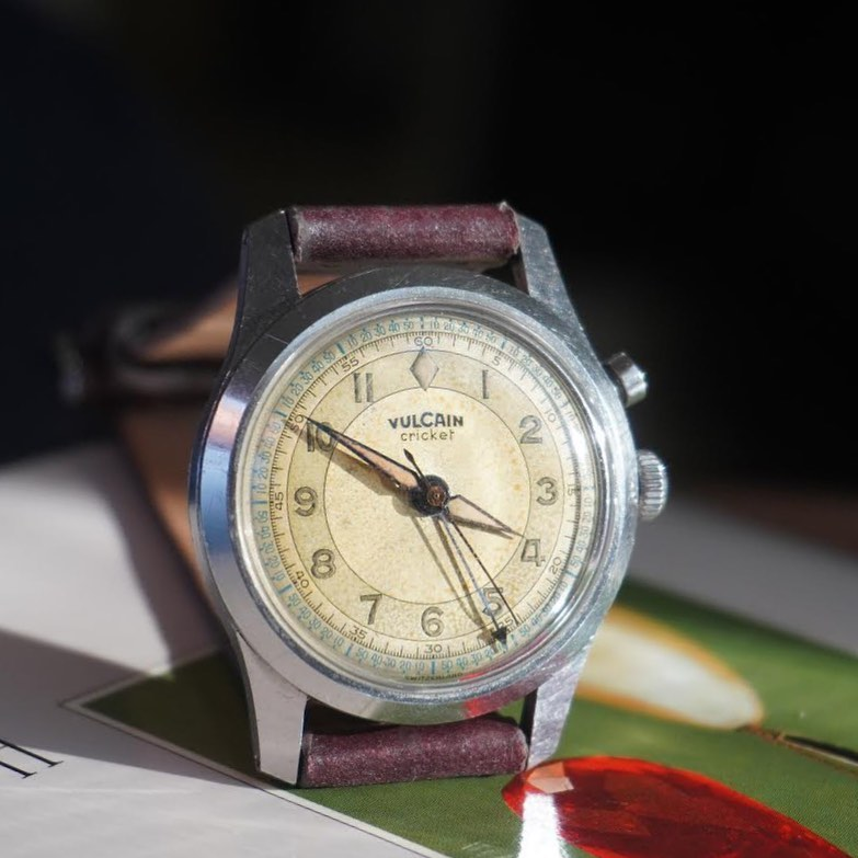 Why the Vulcain Cricket is the real President's watch and offers killer value for vintage hunters