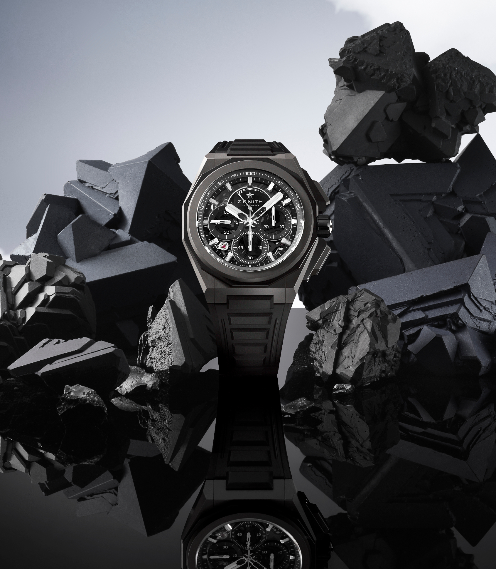 INTRODUCING: The new Zenith DEFY Extreme delivers three titanium-armoured sports watch contenders