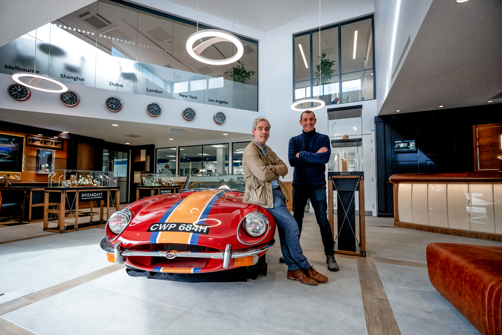 Bremont brings large scale watch production back to the UK with the opening of The Wing