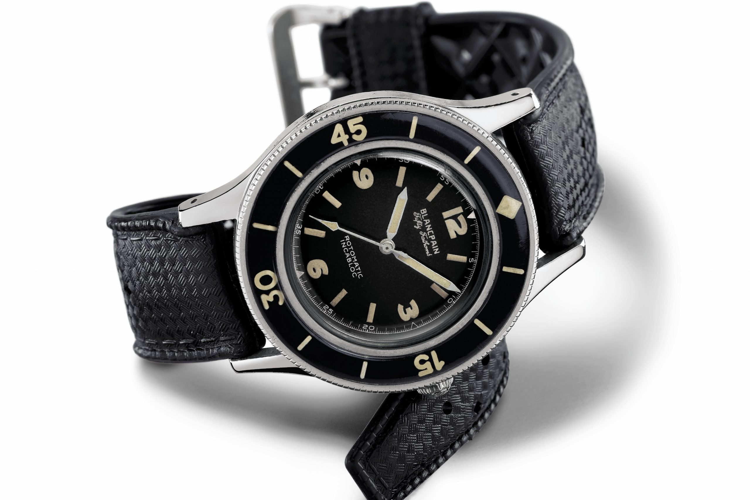 VIDEO: A deep dive with Jeffrey Kingston, the man behind the Blancpain Fifty Fathoms documentary