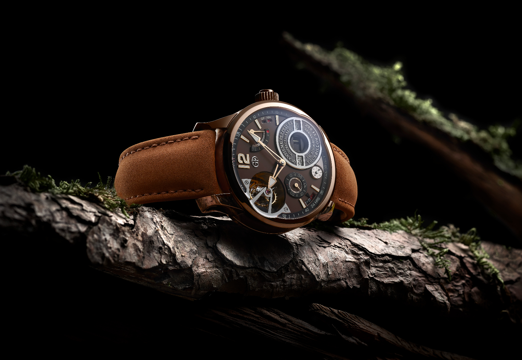 Greubel Forsey goes vegan and will no longer use animal-based leather