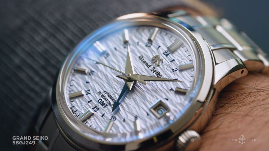 HANDS ON: The Grand Seiko GMT Seasons Collection – Japanese dial mastery inspired by nature