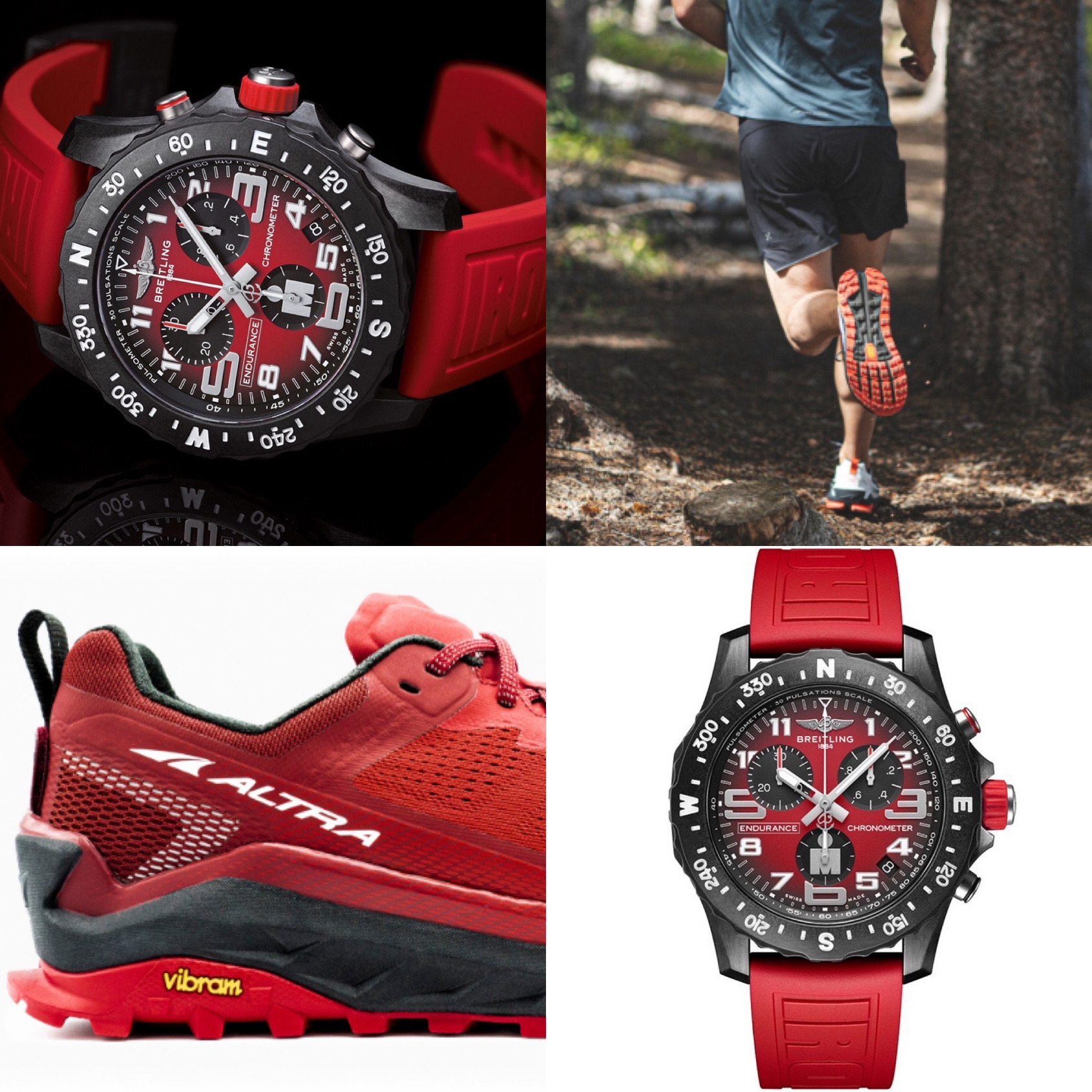 #Kixntix: Hit the trails with the new Breitling Endurance Pro Ironman