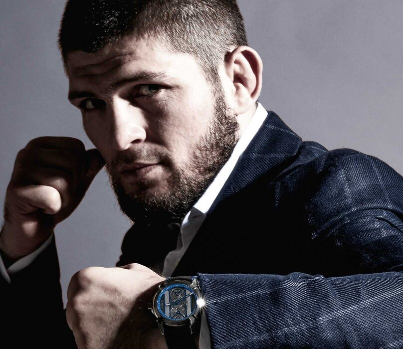 Is UFC champ Khabib Nurmagomedov just trolling Conor McGregor with his new Jacob & Co collection?