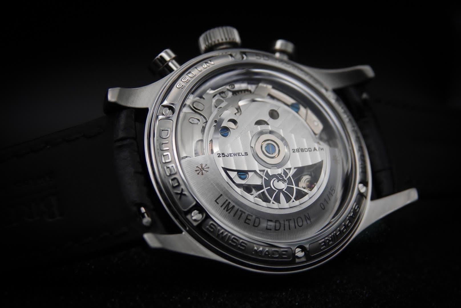 Brellum Duobox LE.8 Chronometer