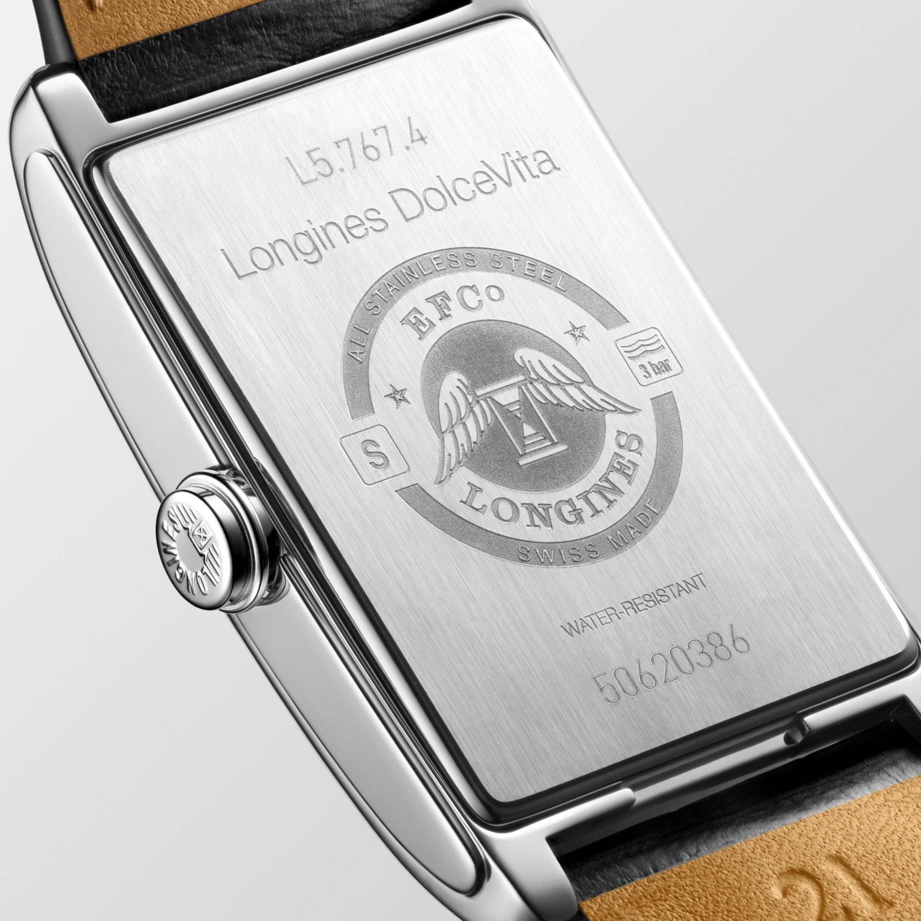 The Longines DolceVita adds sector dials to its range