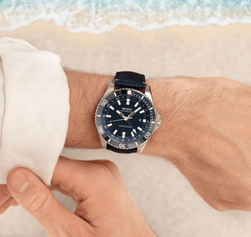 OK, we're calling it: the Mido Ocean Star GMT is the best value Swiss GMT around