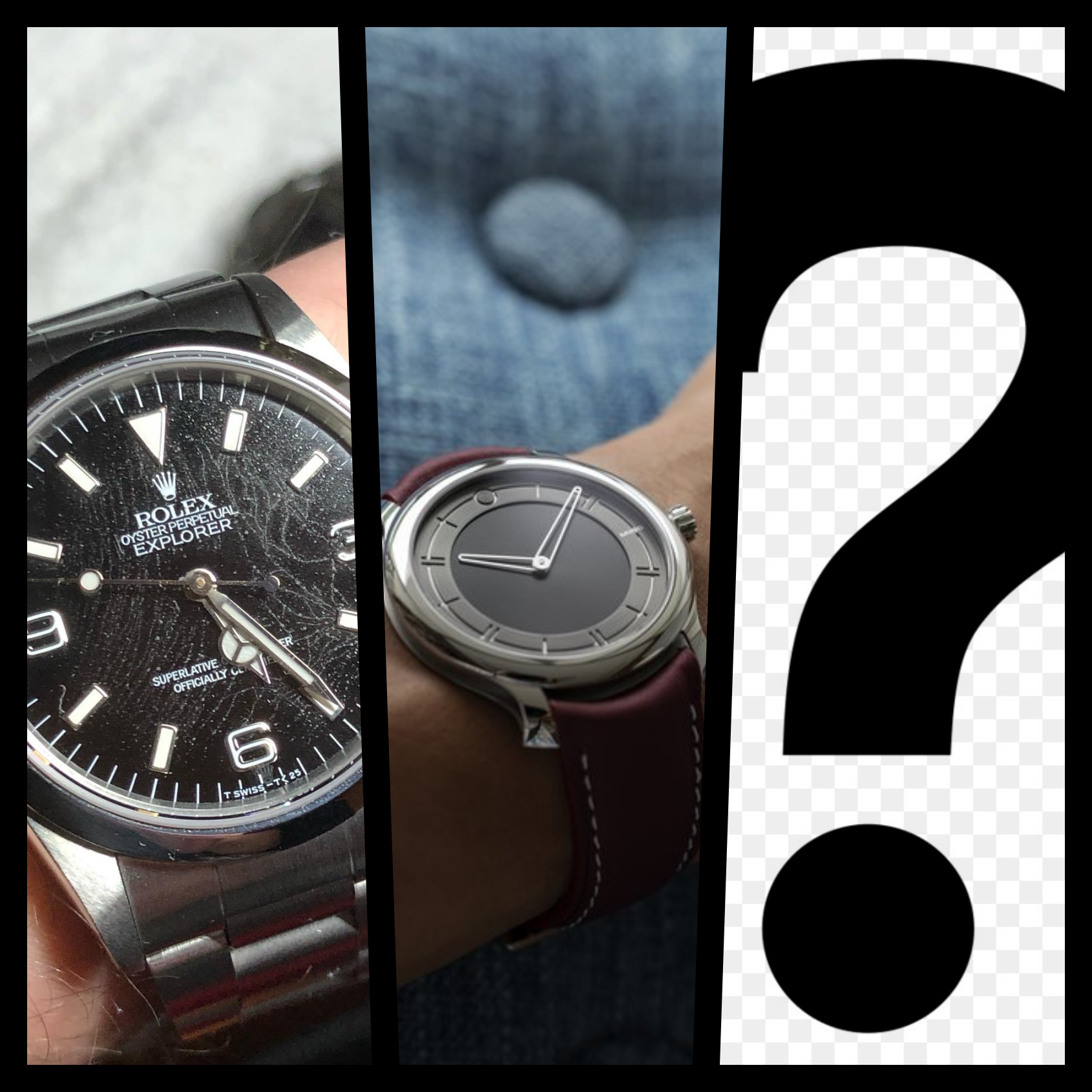 TRADING FACES: Why I swapped a birth year Rolex Explorer and Ming 27.01 for my grail watch…