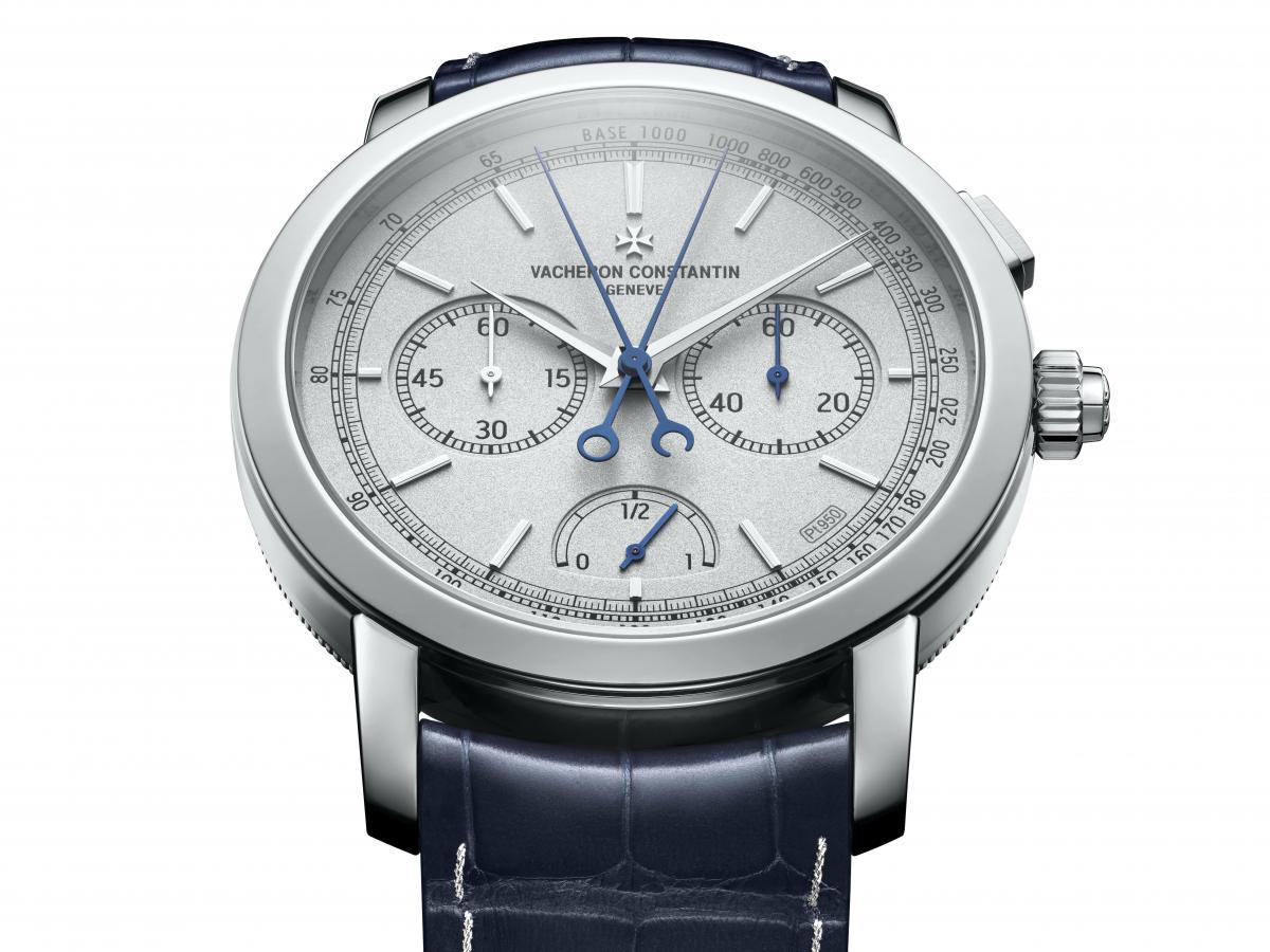 INTRODUCING: the Vacheron Constantin Traditionnelle Split-Second Chronograph Ultra-Thin Platine