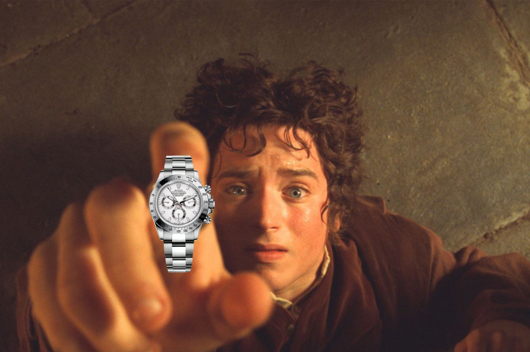 The watch that got away… Hear our sob stories and share yours at The Breakfast Club #4 on Clubhouse