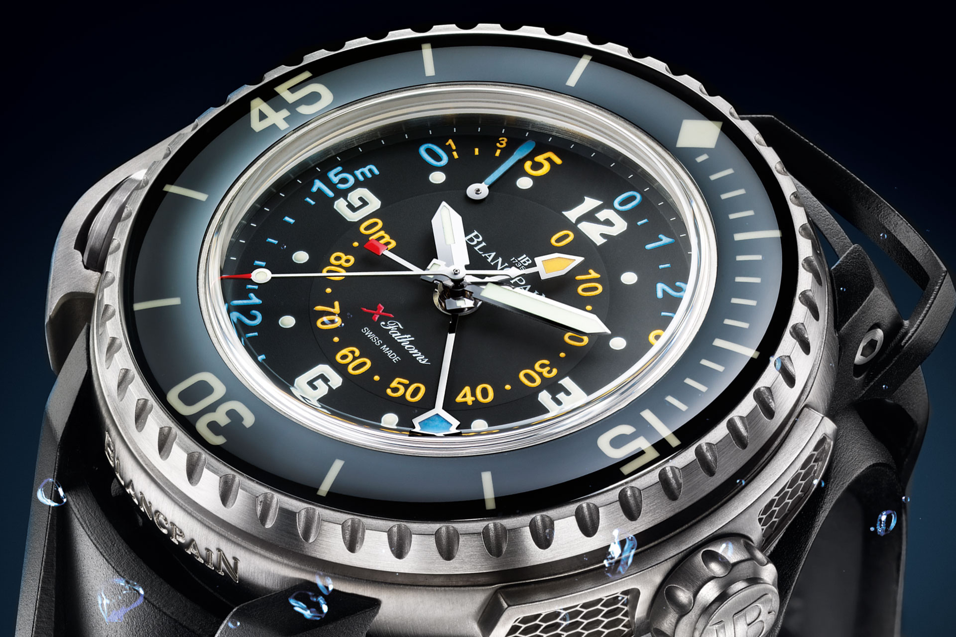 Casting the net: 5 under-the-radar 300m divers from Blancpain to Sinn