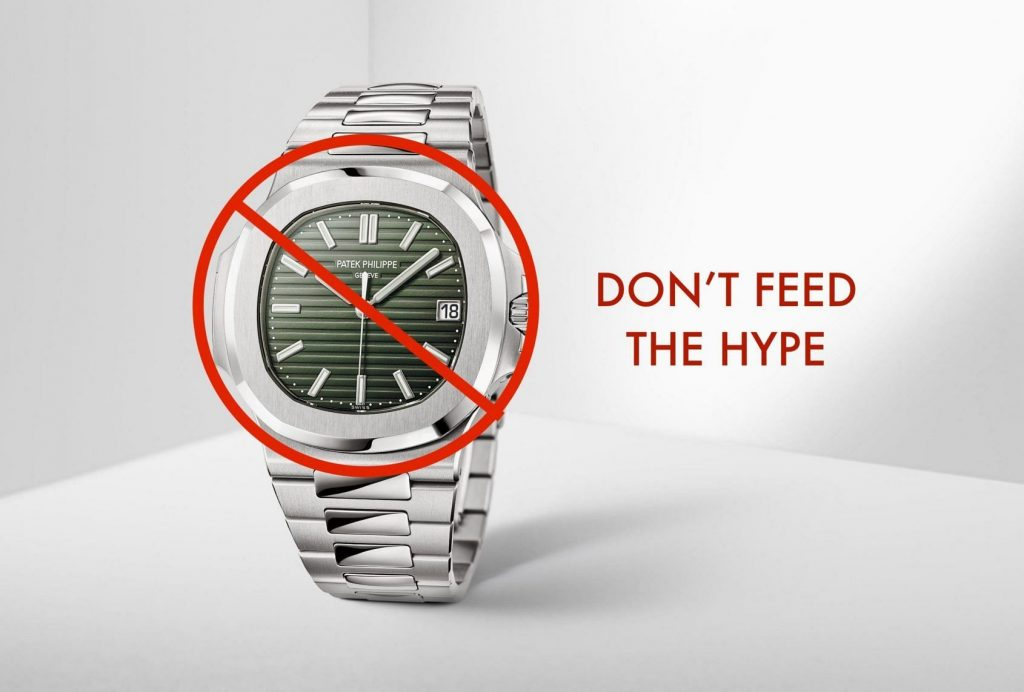 Don't feed the hype: 3 alternatives to the Patek Philippe Nautilus