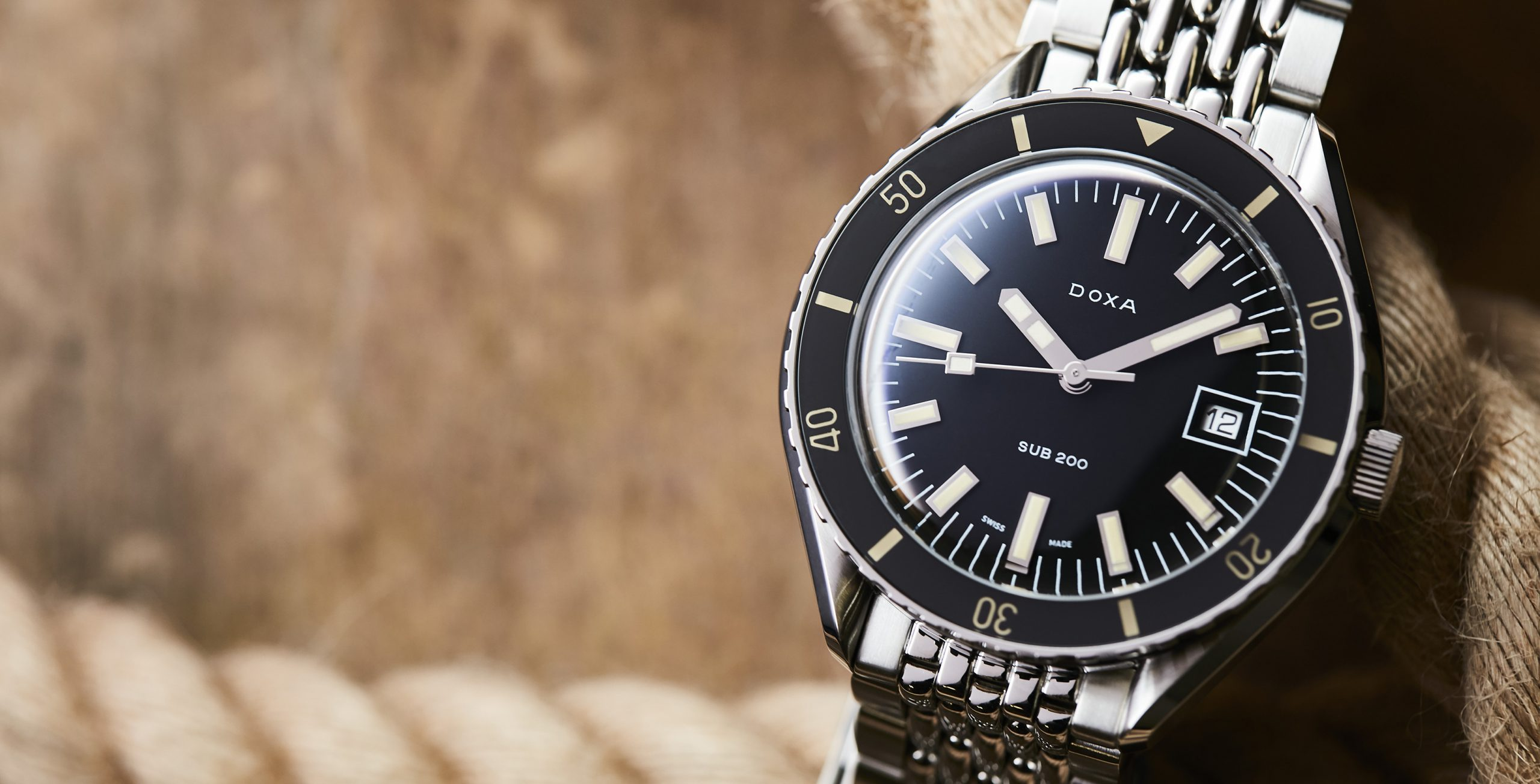 An owner's guide to the pros, cons and timeless style of the DOXA SUB 200
