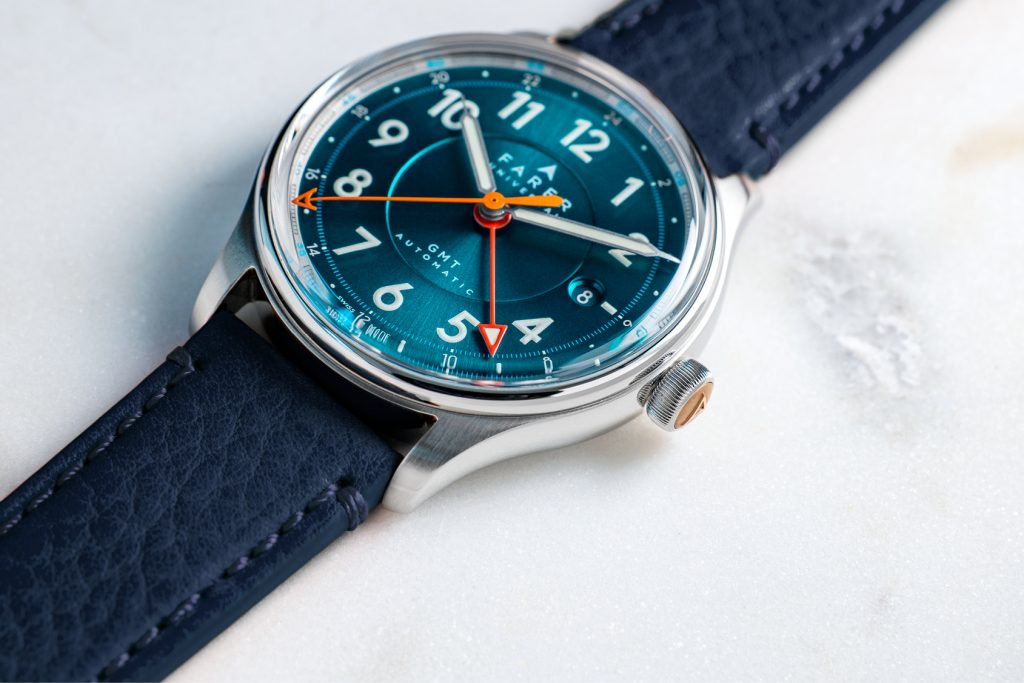 INTRODUCING: The Farer Lander IV GMT puts a British twist on a classic watch