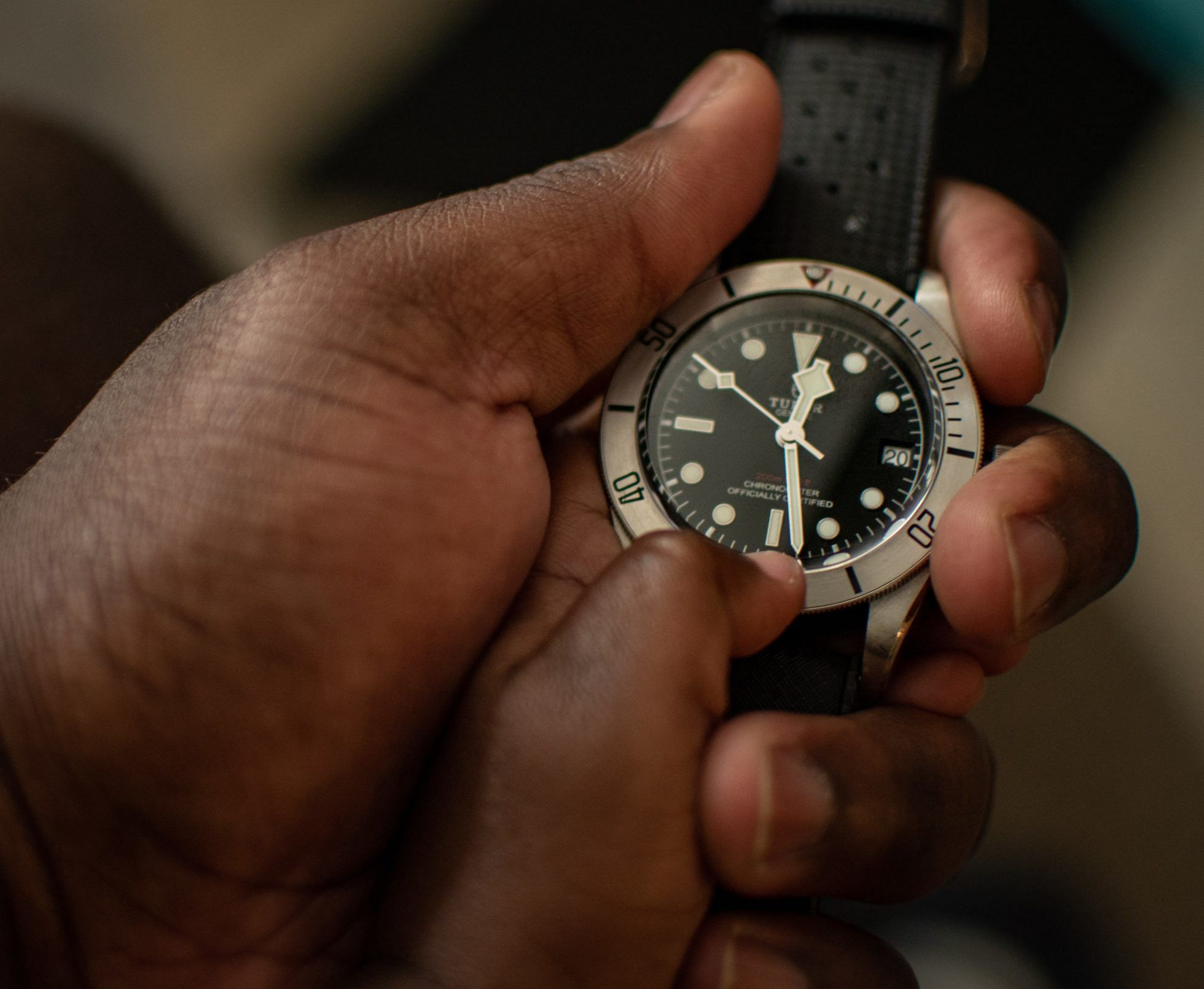 the watch I would pass down to my son