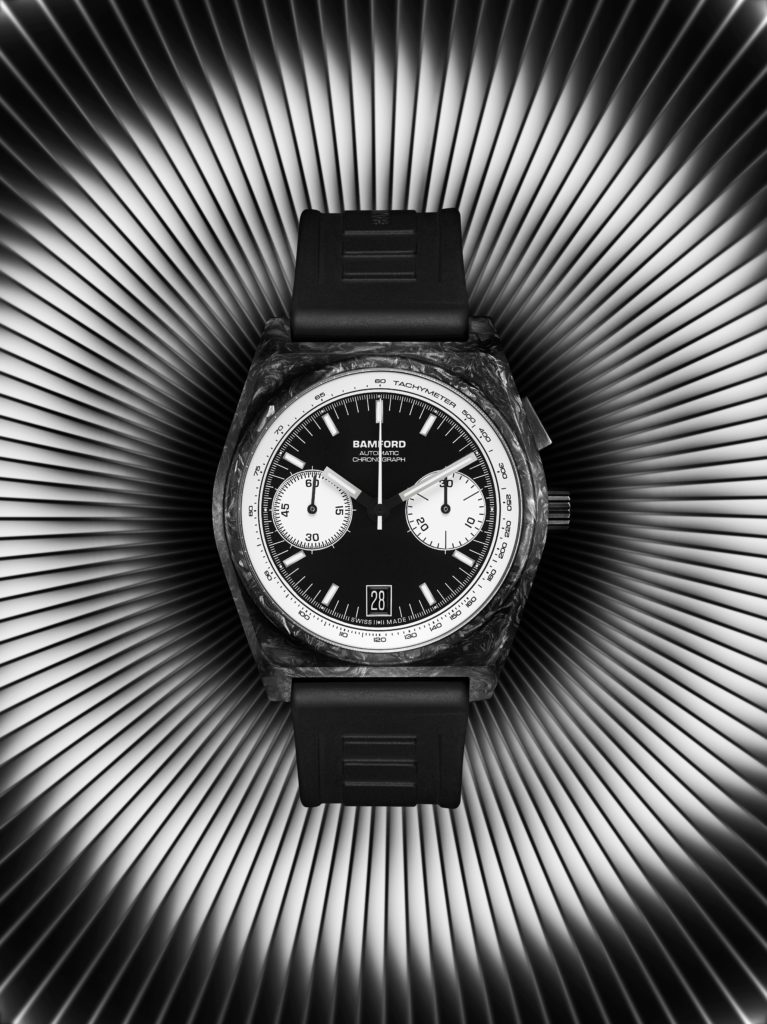 Bamford takes a step out of their comfort zone with a cracking monopusher chronograph