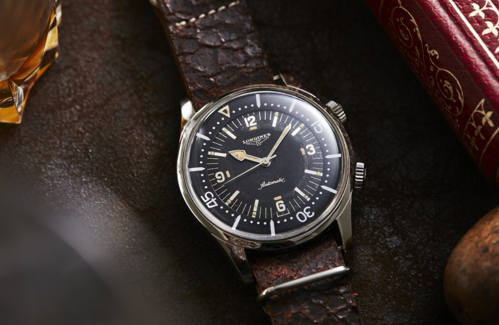 VIDEO: A short history of Longines dive watches in the glorious '60s
