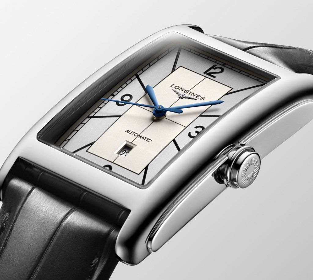 There's a new Tank in town: The Longines DolceVita adds sector dials to its range