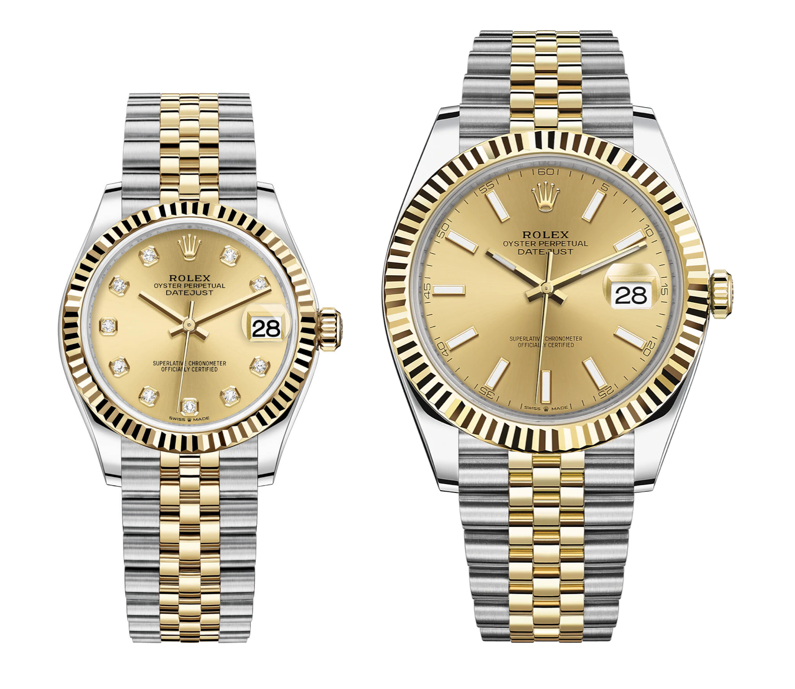 EDITOR'S PICK: The best his & hers watches, including Audemars Piguet, Omega and TAG Heuer