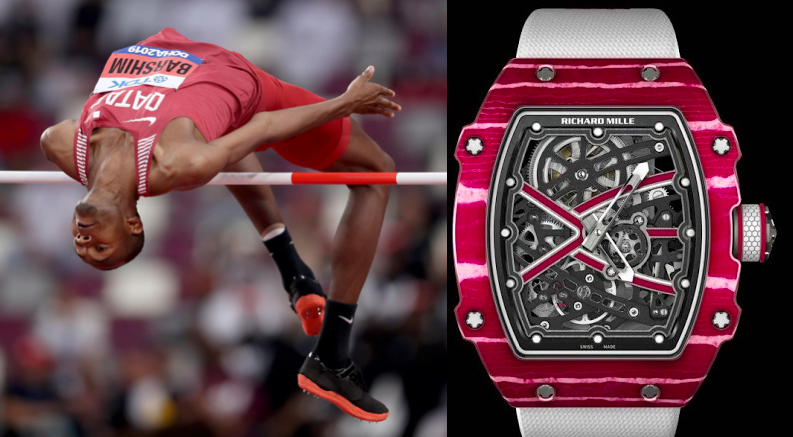 Gold, silver, bronze: the podium finish of the best watches at the Olympics