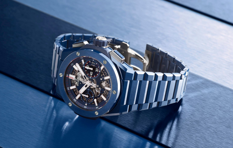 VIDEO: The Hublot Big Bang Integral Blue Ceramic shows the potential future of sports watches
