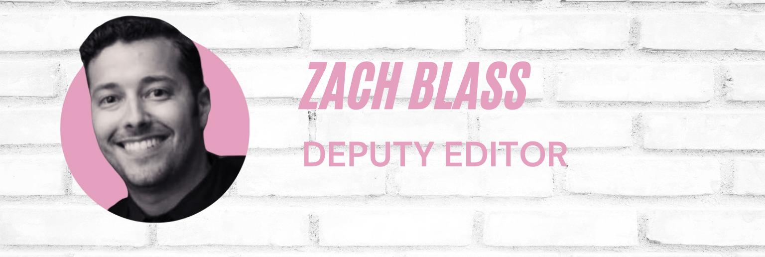 Zach Blass