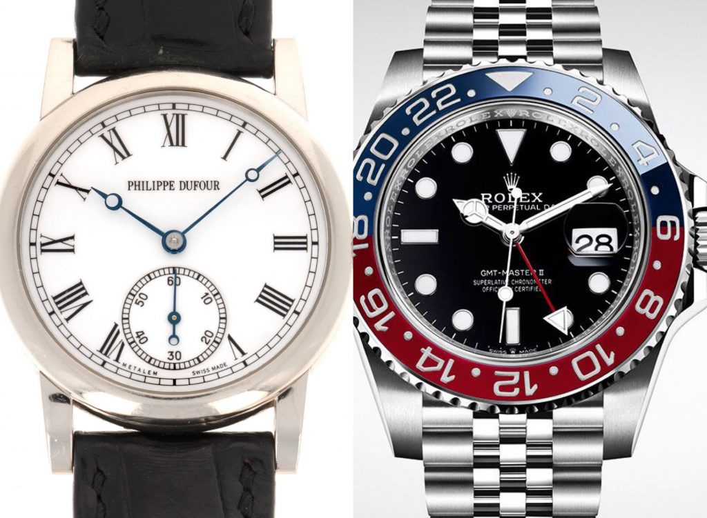 What is the ultimate two-watch collection? The Time+Tide team have their say…