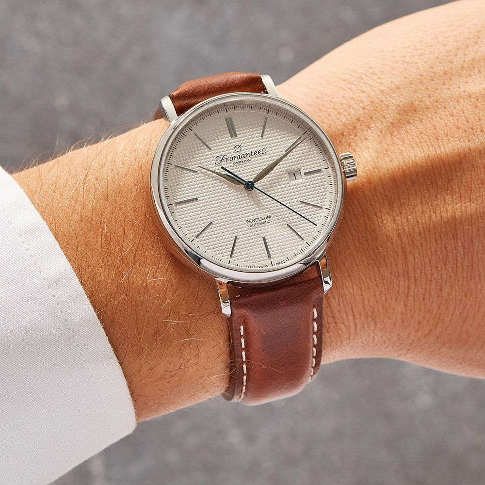 Fromanteel Watches: How 17th century clockmaking inspired a brand made for the here and now