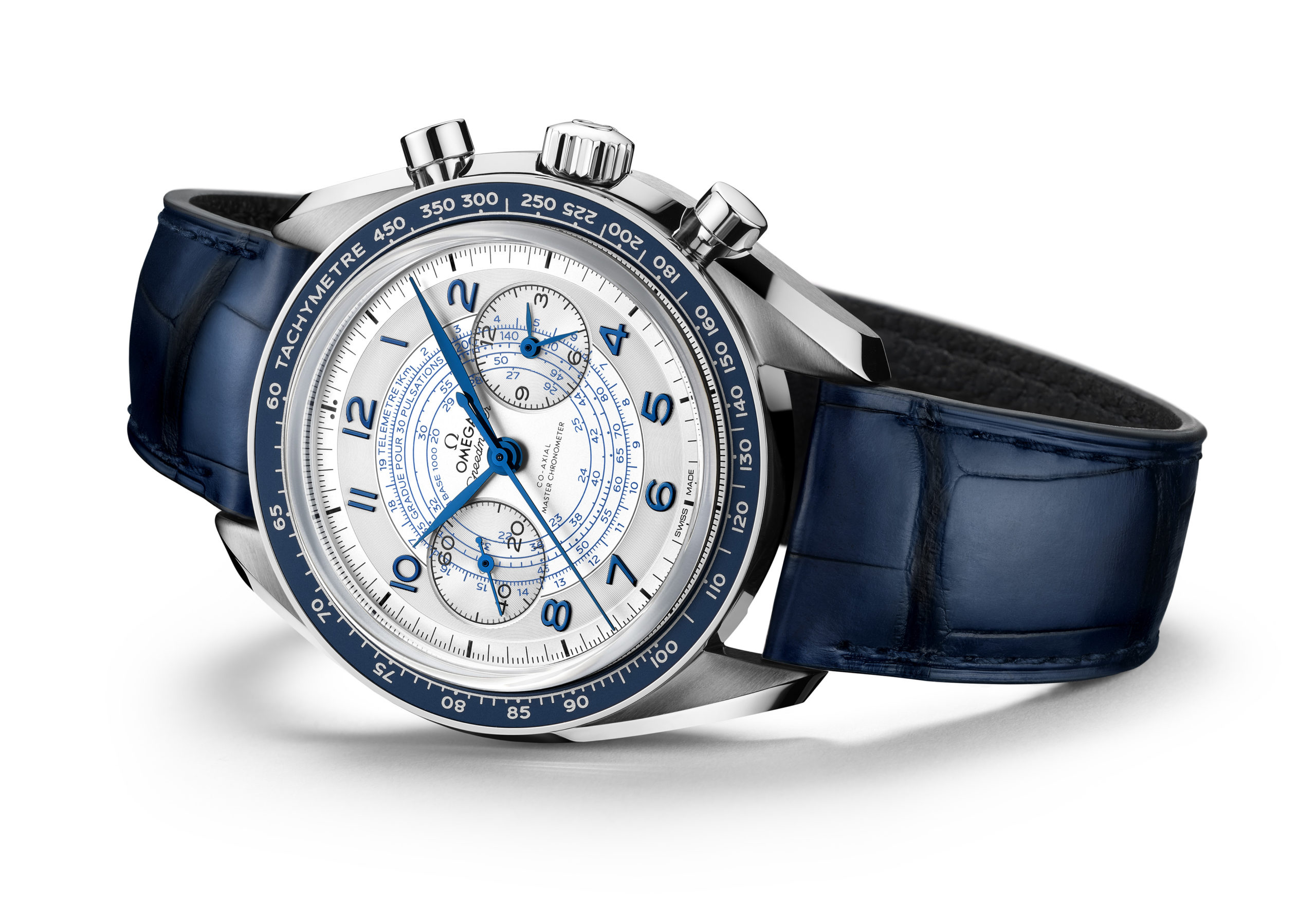 Is the new Omega Speedmaster Chronoscope Collection a successful marriage of vintage and modern design?