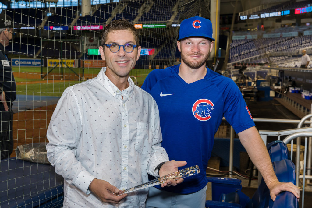 Goldsmith & Complications celebrates boutique opening with horological sculpture collab with the Chicago Cubs