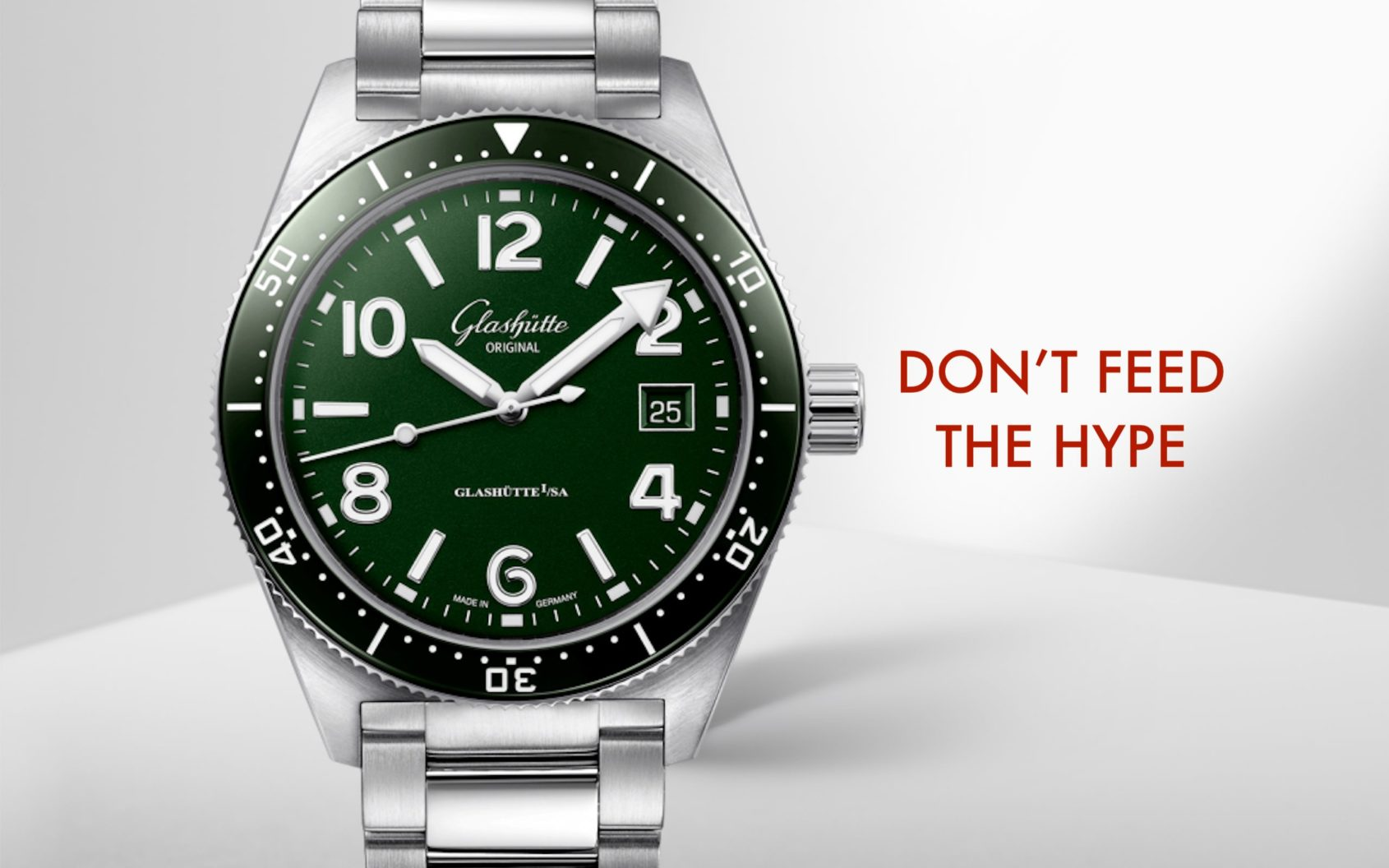 DON'T FEED THE HYPE: 6 alternatives to the Rolex Submariner