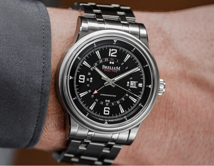 MICRO MONDAYS: The Brellum Wyvern GMT Chronometer offers a stylish take on the most useful watch complication