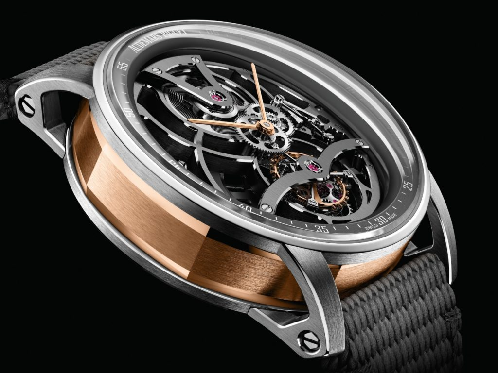 You Can't Ask That: Cross-pollination across Audemars Piguet collections