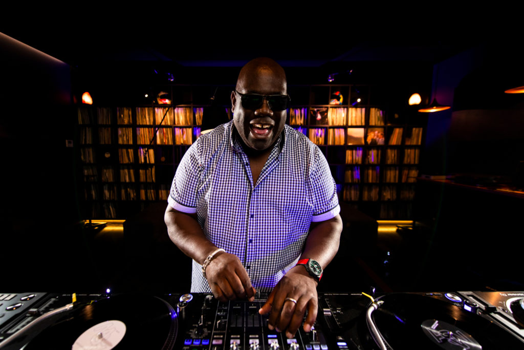 INTERVIEW: DJ Carl Cox reveals why he made a watch with Zenith
