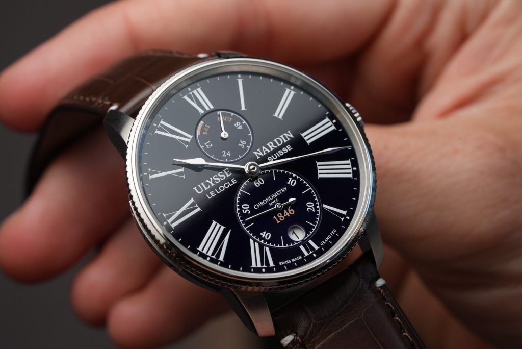 Holy mackerel, this Ulysse Nardin is impressive..! And other discoveries by Zach and Mike, including Urwerk