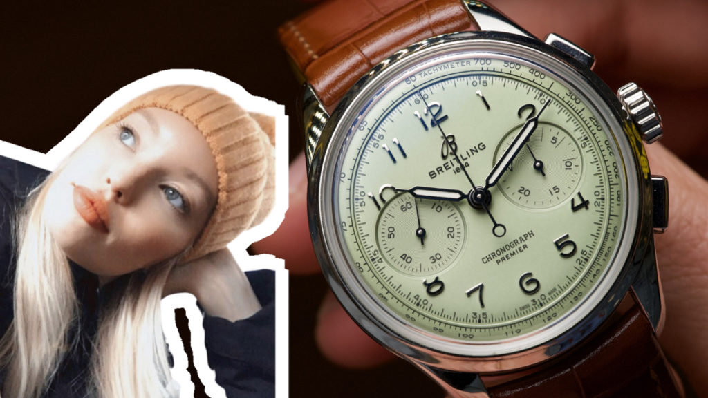Our best ever intern has grown up! Elise rejoins the team for Geneva Watch Days, and picks her five favourite watches