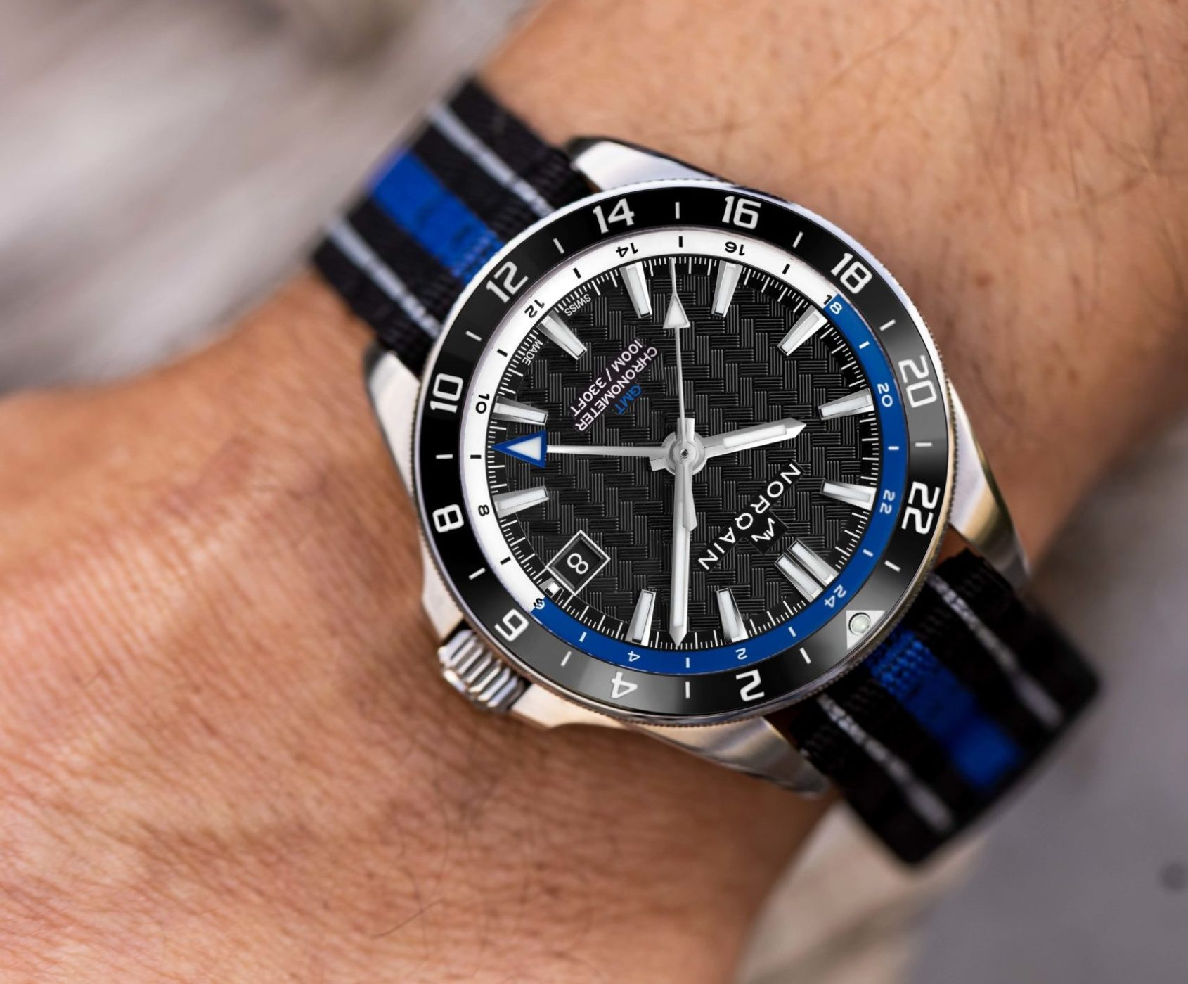 Is the new Norqain Adventure NEVEREST GMT 41mm better than the Tudor BBGMT?