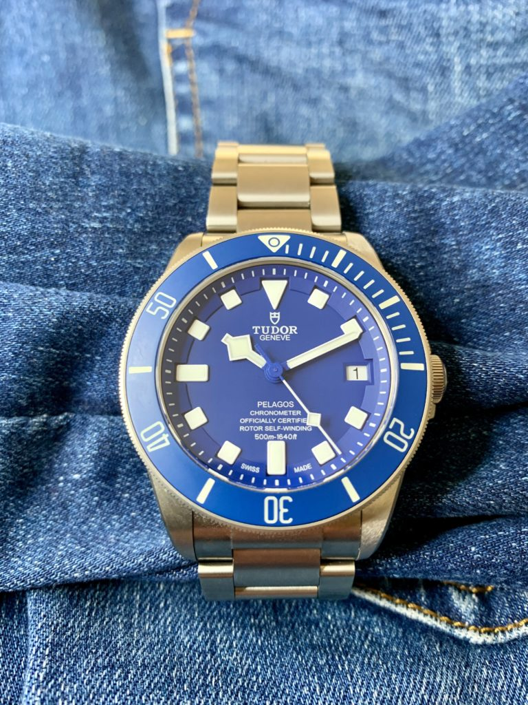 Taking another look at the curiously underrated Tudor Pelagos