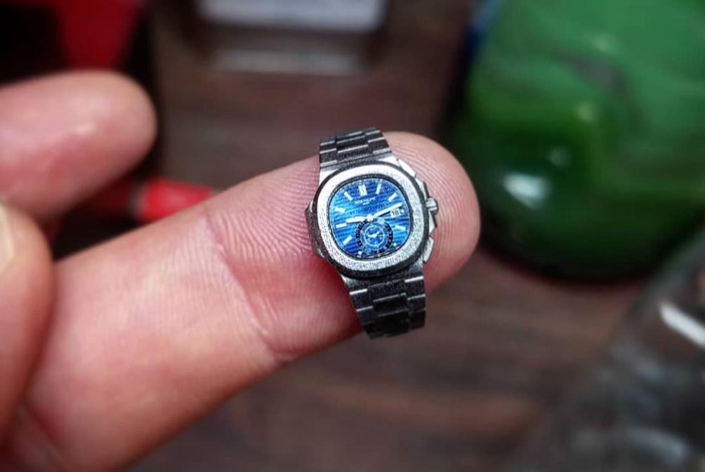 From Patek to Omega, the artist creating the tiniest watches in the world
